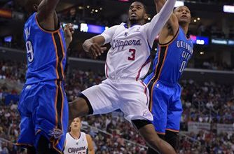Photo of Clippers Stun Thunder 101-99 to Tie Series