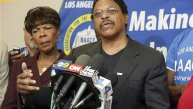 Photo of In Wake of Sterling Scandal, NAACP Leader is Under Scrutiny