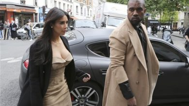 Photo of Kim Kardashian Pregnant Again 2014: Kim Kardashian Says She Would Love to Have Four Babies With Kanye West