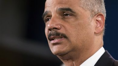 Photo of Holder Departure Clouds Fate of Civil Rights Cases