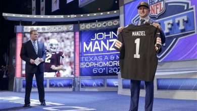 Photo of NFL Draft Shatters Viewership Record