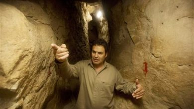 Photo of Israeli Says He Has Found King David's Citadel