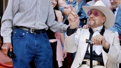 Photo of African-American Cowboy Crooner Herb Jeffries Dies