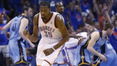 Photo of Kevin Durant Reportedly Offered $30M Annual Deal with Under Armour