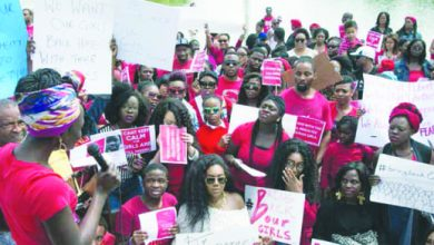 Photo of Hundreds Rally to Support Kidnapped Girls