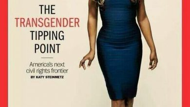 Photo of Time Put Laverne Cox on its Cover, Breaking the Transgender Barrier