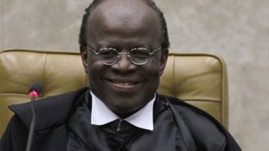 Photo of Brazil Supreme Court 1st Black Justice Steps Down