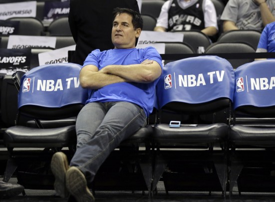 Dallas Mavericks owner Mark Cuban has ignited a firestorm with candid comments on his own biases. (Eric Gay/Associated Press)