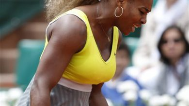 Photo of Serena Williams Looks Ahead After French Open Loss