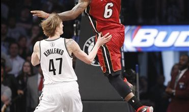 Photo of LeBron Scores 49, Heat Take 3-1 Lead Over Nets