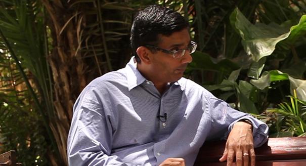 Dinesh D'Souza (AP Photo)
