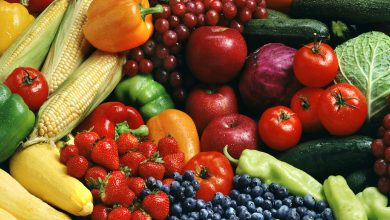 Photo of Fruits and Vegetables Linked to Stroke Prevention