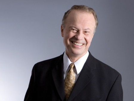 Dr. Richard Lapchick, UCF professor, DeVos Sport Business Management Program Chair, Director of both the National Consortium for Academics and Sports and the Institute for Diversity and Ethics in Sport (Courtesy of University of Central Florida)