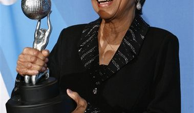 Photo of Ruby Dee's Legacy of Activism, Acting Mourned