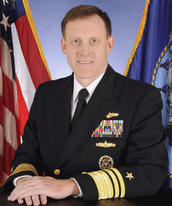 Admiral Michael Rodgers, chief of the National Security Agency.
