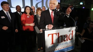 Photo of Sen. Cochran's Strategy to Draw Black Democrats to Polls Appears to Have Worked