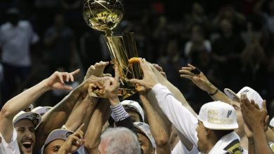 Photo of Spurs Beat Heat 104-87 in Game 5 to Win NBA Title