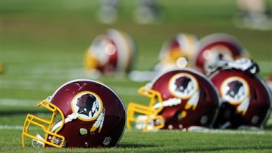 Photo of Group Asks Broadcasters to Stop Saying 'Redskins'