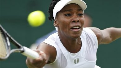 Photo of Just Like Old Times, it's Williams vs. Williams at Wimbledon