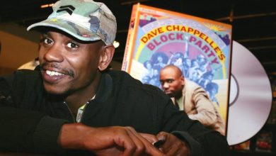 Photo of Dave Chappelle's Comeback Lands at Radio City