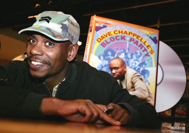Dave Chappelle (AP Photo)