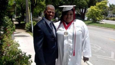 Photo of Trayvon Martin's Friend Rachel Jeantel: 'I'm Still Standing'