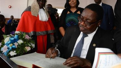 Photo of Malawi Inaugurates New President