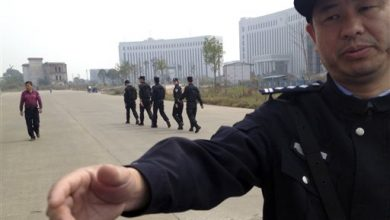 Photo of China Jails Citizen Activists Up to 6 1/2 Years