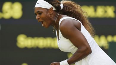 Photo of Serena Williams Eases into Wimbledon 2nd Round