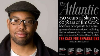 Photo of With Atlantic Article on Reparations, Ta-Nehisi Coates Sees Payoff for Years of Struggle