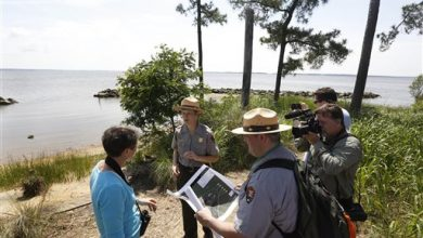 Photo of Interior Chief: Jamestown at Risk from Rising Seas