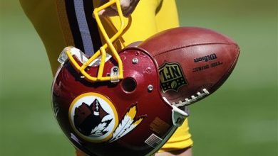 Photo of Trademark Board Rules Against Redskins Name