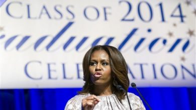 Photo of Don't Shy Away from Struggle, First Lady Says