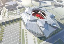 Photo of The New Atlanta Stadium and the 31 Percent