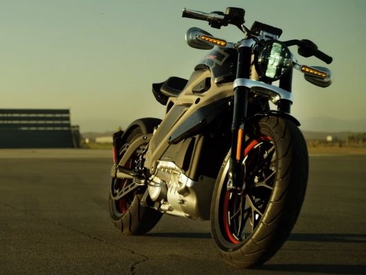 Harley-Davidson has unveiled its first ever full-size electric motorcycle called LiveWire that can go up to 90 mph with high-pitched yet quiet sound similar to the noise of a jet engine. (Photo: Facebook/Harley-Davidson)