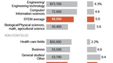 Photo of Survey Finds Math, Science Grads Earn Top Dollar