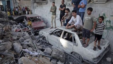 Photo of Israel Vows to Continue Airstrikes Despite Growing Pressure
