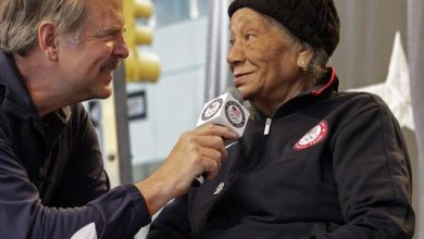 Photo of First Black Woman to Win Olympic Gold Dies