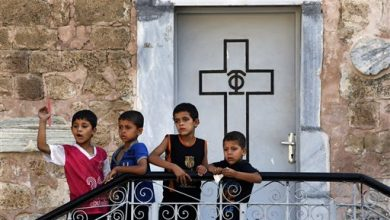 Photo of Church a Haven for Muslims in Gaza