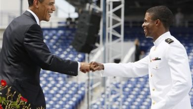 Photo of Fist Bumps Less Germy Than Handshakes, Study Says