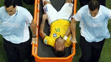 Photo of Brazil Striker Neymar to Miss Rest of World Cup