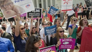 Photo of Supreme Court Rules Against Obama in Contraception Case