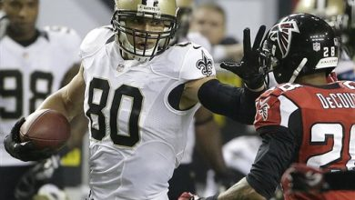 Photo of Arbitrator Rules Saints' Graham is a Tight End