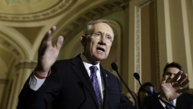 Photo of Sen. Harry Reid's Exit Sets Off Senate Leadership Scramble