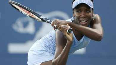 Photo of Venus Williams, Long in Shadow, is Not to Be Forgotten