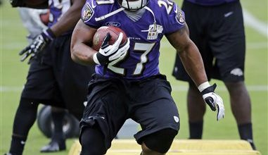 Photo of Ravens RB Rice Receives 2-Game Suspension from NFL
