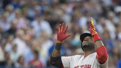 Photo of Big Papi Passes Yaz with 453rd Career Home Run