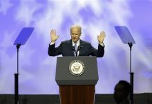 Photo of Black Lawmakers Give Joe Biden a Warm Reception