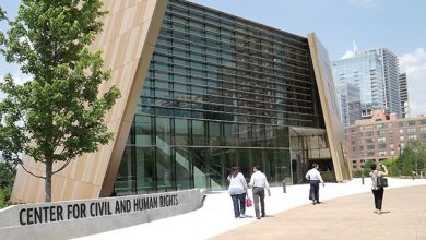 Photo of The Center for Civil and Human Rights: A Place To Remember and To Inspire