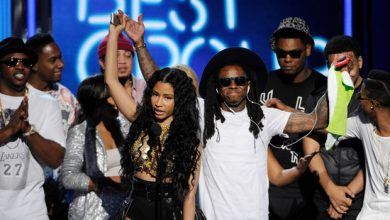 Photo of Five Great Moments from the BET Awards